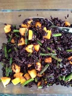 Black Rice by Chinskitchen