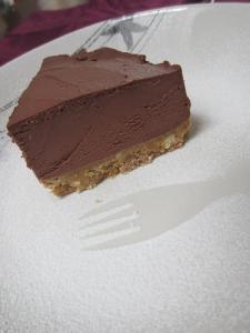 Choccheesecake