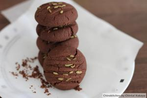 Chocfennelcookies